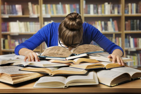 Keeping your brain and body healthy during exams