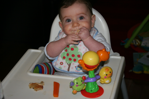 When is the right time to introduce solids?