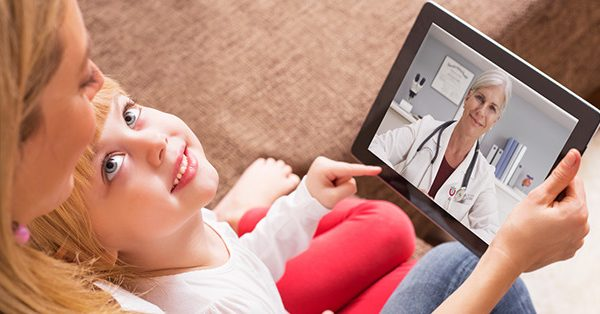 Is your child a suitable candidate for a Telehealth Appointment?